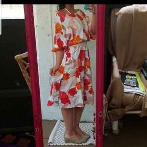 Anthropologie Sun Dress NWT